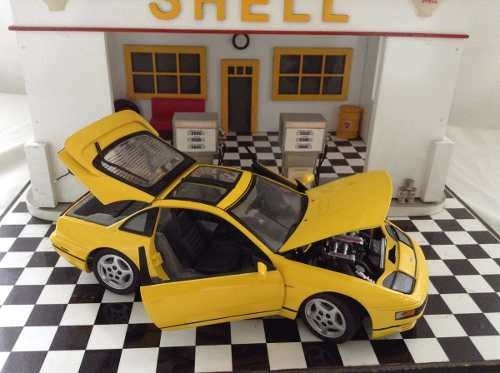Nissan 300 Zx 1992 Kyosho 1/18 - B Collection