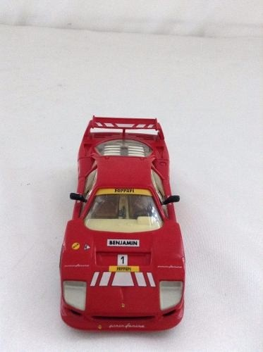 Ferrari F40 Racing Hot Wheels 1/43 - comprar online