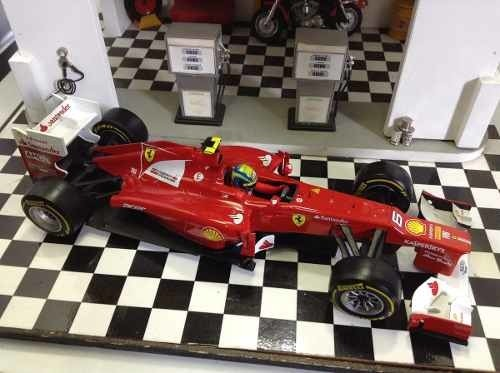 Ferrari F2012 F.massa Hot Wheels 1/18 - loja online
