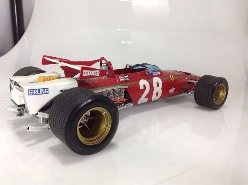 Ferrari 312b Ignazio Giunti Exoto 1/18 - B Collection