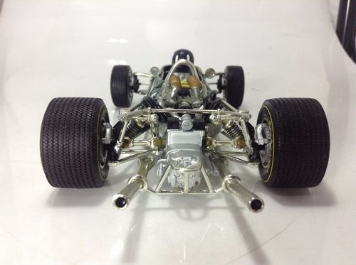 Lotus Type 49 Graham Hill Quartzo 1/18 na internet
