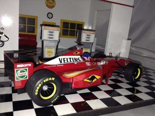 Williams Fw20 Jacques Villeneuve Minichamps 1/18 na internet
