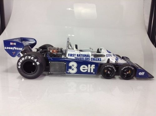 Tyrrell P34 Ronnie Peterson Exoto 1/18 - B Collection
