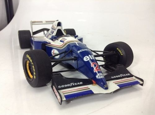Williams Fw16 Nigel Mansell Minichamps 1/18 - comprar online
