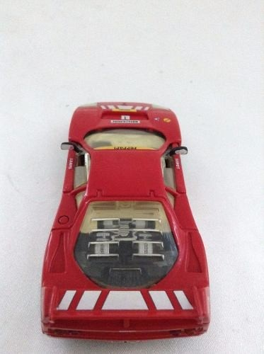 Ferrari F40 Racing Hot Wheels 1/43 na internet