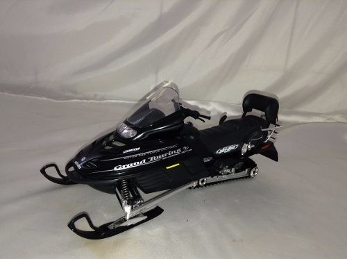 Ski-doo Bombardier Grand Touring Se 2000 Gate 1/12