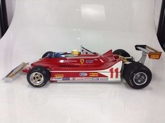 F1 Ferrari 312 T4 Jody Scheckter - Exoto 1/18 - B Collection