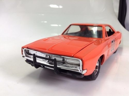 Dodge Charger 1969 General Lee Ertl 1/25 - comprar online