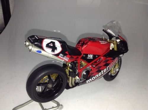 Ducati 998 F02 Shane Byrne Minichamps 1/12 - B Collection