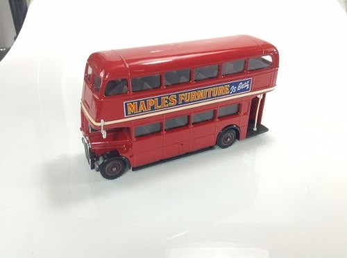 Bus London Double Decker Solido 1/50 - B Collection
