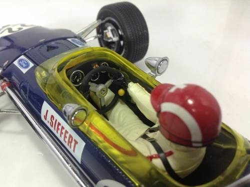 Imagem do Lotus Type 49b Jo Siffert Exoto 1/18