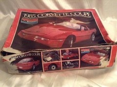 Kit Corvette 1985 Monogram 1/8