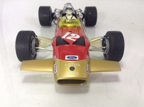 Lotus Ford Type 49b Mario Andretti Exoto 1/18 - comprar online
