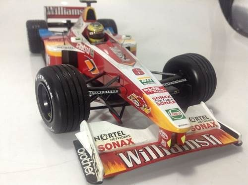 Williams Fw21 Ralf Schumacher Minichamps 1/18 - comprar online