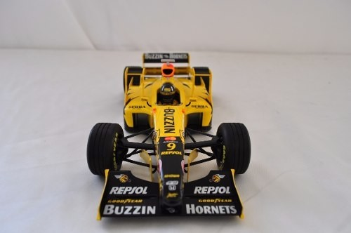 Jordan 198 W Tower Wing D.hill Minichamps 1/18 - comprar online