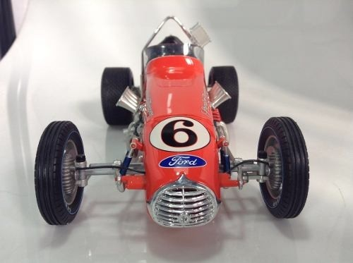 A.j.foyt/sheraton Thompson Special Dirt Champ Gmp 1/18 - comprar online