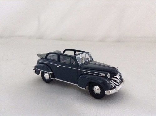 Opel Olympia Cabriolet 1952 na internet
