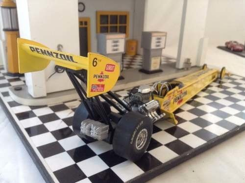 Top Fuel Dragster 1997 Racing Champions 1/24 na internet
