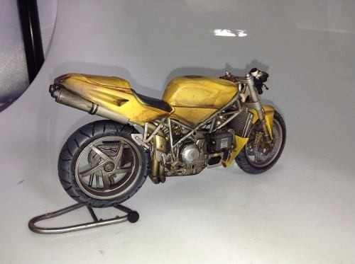 Ducati 996 Custom Minichamps 1/12 - B Collection