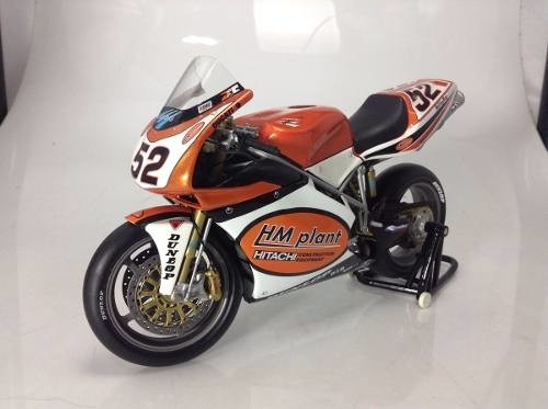 Ducati 998r James Toseland Minichamps 1/12