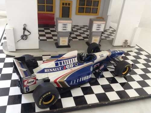 Williams Fw17 1995 Damon Hill Minichamps 1/18 - B Collection