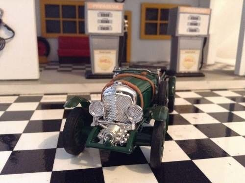 Bentley Y2 1930 Matchbox 1/43 - comprar online