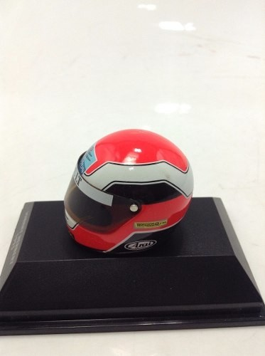 Capacete Arai Johnny Herbert 1995 Minichamps 1/8 - B Collection