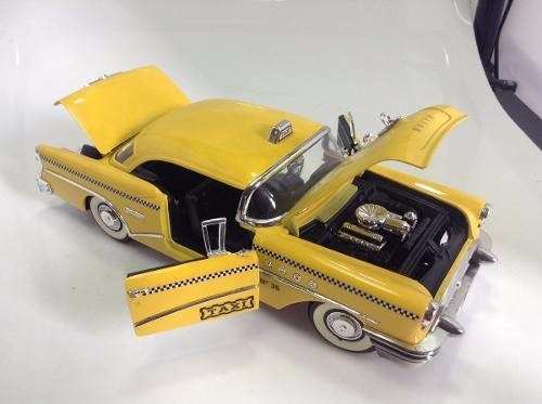 Buick Century 1955 Mira 1/18 - B Collection