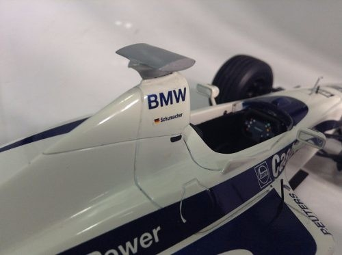 Williams Launch Car 2000 Schumacher Minichamps 1/18 - loja online