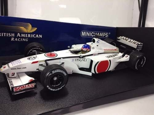 Imagem do Bar 03 Jacques Villeneuve Minichamps 1/18