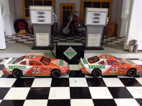 Lote Nascar Tabasco Hot Wheels 1/64 - loja online