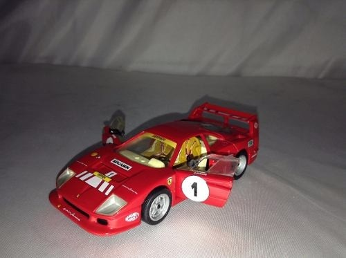 Ferrari F40 Racing Hot Wheels 1/43 - B Collection