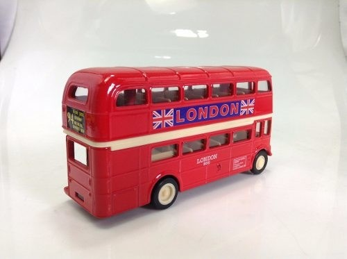 London Bus Welly - loja online