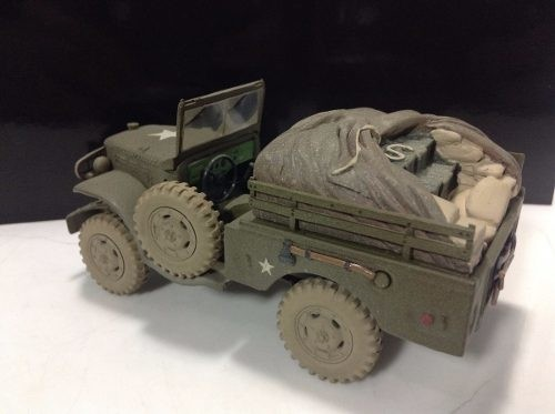 Wc-51 3/4 Ton Weapons Carrier Corgi 1/50 - B Collection