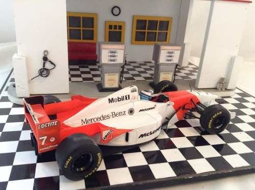 Mclaren Mp4/11 Mika Hakkinen Minichamps 1/18 - B Collection