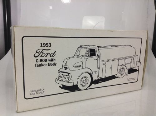 Imagem do Ford C-600 First Gear 1/34