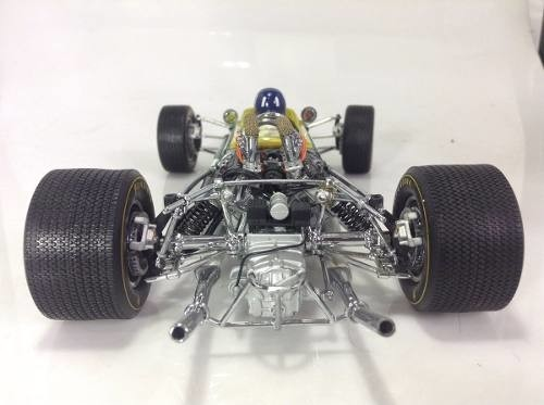 Lotus Type 49b Graham Hill Exoto 1/18 na internet