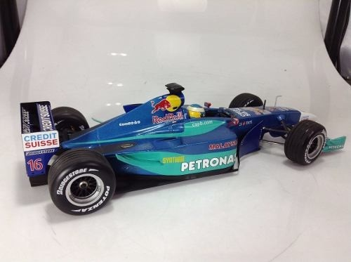 Sauber C20 Nick Heidfeld Minichamps 1/18 - B Collection