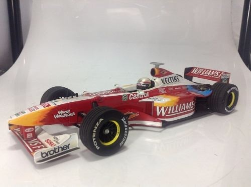 Williams Showcar 1999 Zanardi Minichamps 1/18