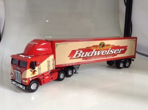 Freightliner Coe  Budweiser  Matchbox Collectibles
