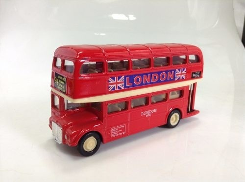 London Bus Welly