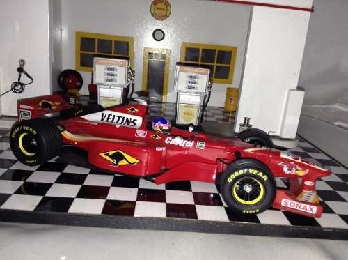 Williams Fw20 Jacques Villeneuve Minichamps 1/18 - loja online