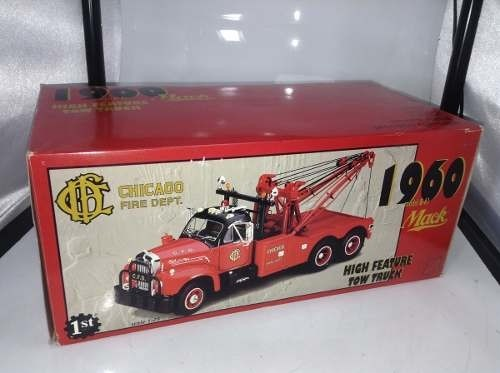 Imagem do Mack B61 1960 Tow Truck First Gear 1/25