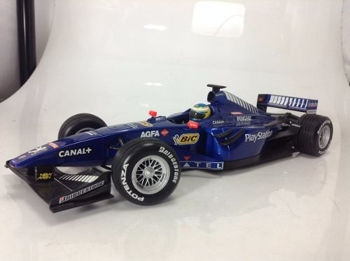 Prost Test Car 1999 N.heidfeld Minichamps 1/18