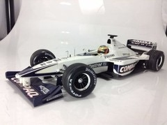 F1 Williams BMW FW22 Ralf Schumacher - Minichamps 1/18