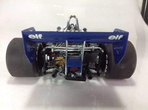 Tyrrell P34 Ronnie Peterson Exoto 1/18 na internet