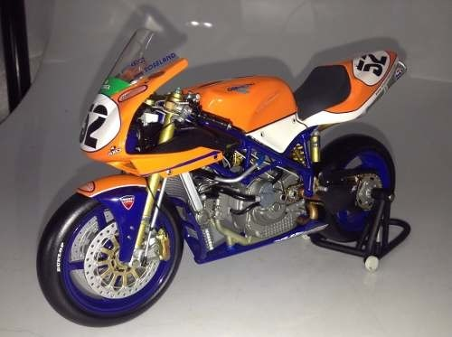 Ducati 998 James Toseland Minichamps 1/12 - B Collection