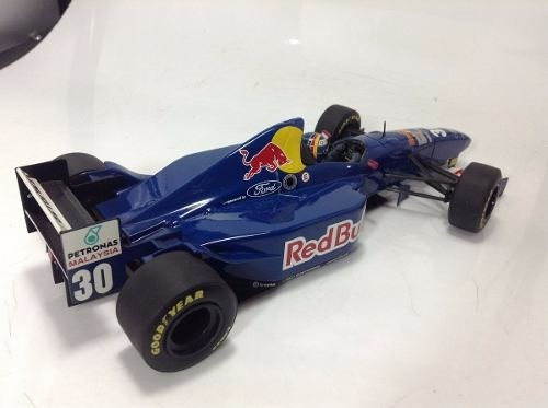 Sauber C14 Frentzen Minichamps 1/18 - B Collection