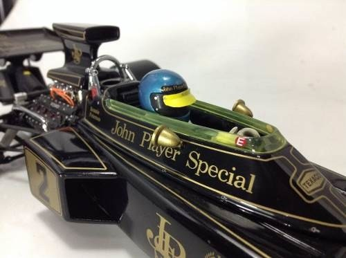 Imagem do Lotus Ford Type 72e Ronnie Peterson Exoto 1/18