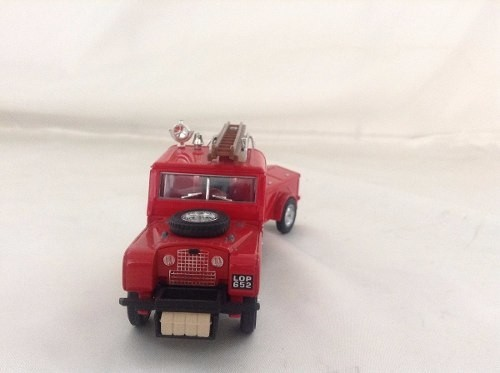 Land Rover Auxiliary Matchbox Collectibles 1/43 - comprar online